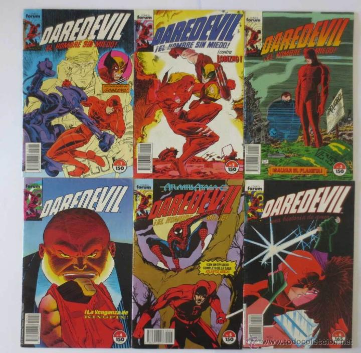DAREDEVIL VOL 2 COMPLETA FORUM (Tebeos y Comics - Forum - Daredevil)