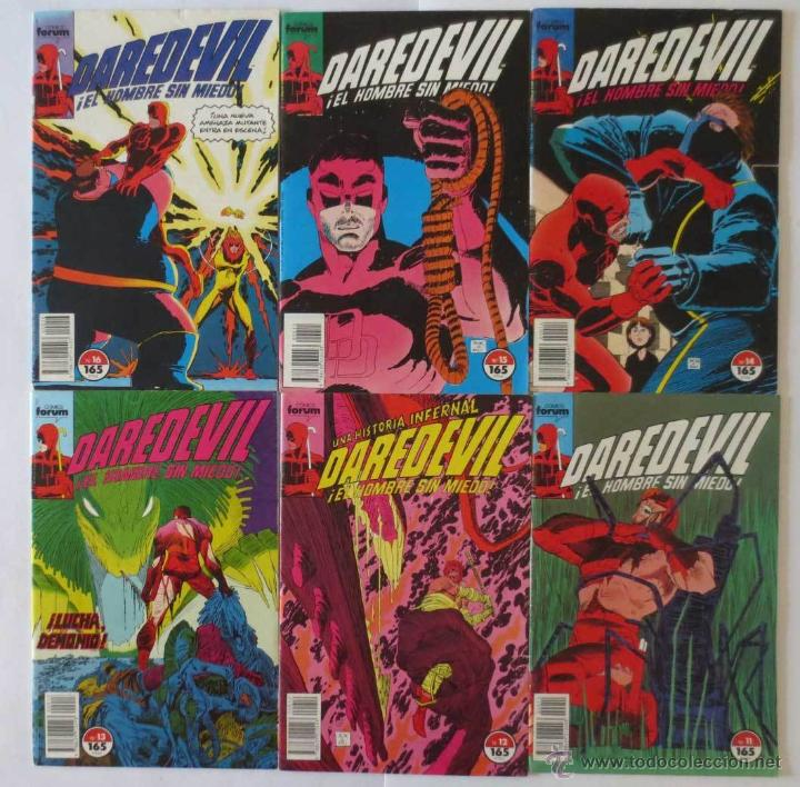 Cómics: DAREDEVIL VOL 2 COMPLETA FORUM - Foto 2 - 54183128