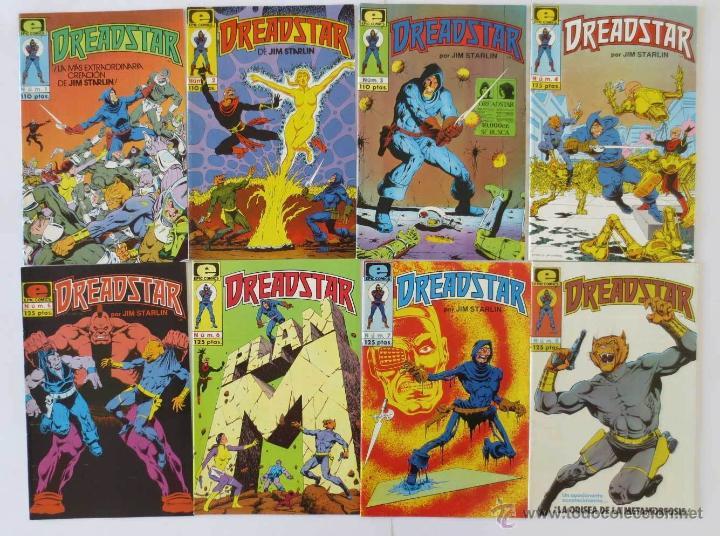 DREADSTAR COMPLETA FORUM (Tebeos y Comics - Forum - Otros Forum)