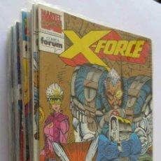 Cómics: X FORCE VOL 1 COMPLETA FORUM. Lote 54184120