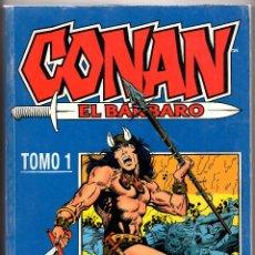 Cómics: CONAN EL BARBARO TOMO 1 . FORUM 2001. Lote 188773145