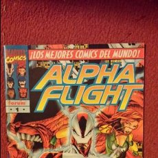 Cómics: ALPHA FLIGHT VOL. II - 1 - FORUM. Lote 54210363