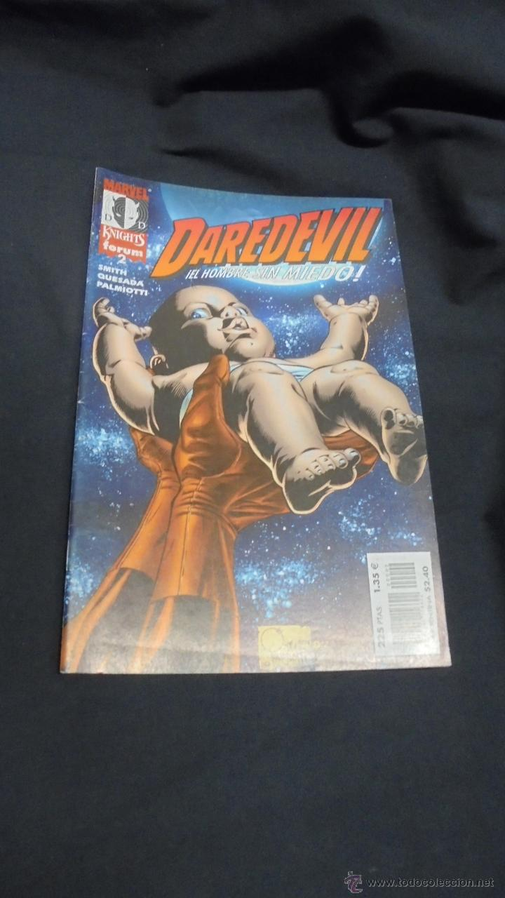 MARVEL KNIGHTS - DAREDEVIL - Nº 2 - FORUM - (Tebeos y Comics - Forum - Otros Forum)