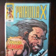 Cómics: PATRULLA X VOL. 2 Nº 60 - MARVEL - FORUM - (S1). Lote 133080655