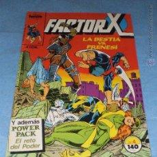 Cómics: FACTOR X - Nº4 FORUM 1988. Lote 54261440