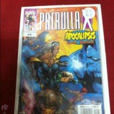 Comics : PATRULLA X VOLUMEN 2 NUMERO 57 BUEN ESTADO REF.11. Lote 54278992