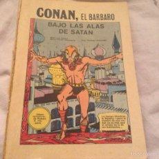 Cómics: CONAN, EL BÁRBARO. BAJO LAS ALAS DE SATÁN. Lote 54310955