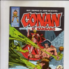 Cómics: FORUM - CONAN NUM.37 FANTASIA HEROICA. MBE. Lote 54313521