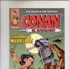Cómics: FORUM - CONAN NUM.38 FANTASIA HEROICA. MBE. Lote 54313553