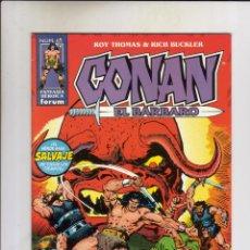 Cómics: FORUM - CONAN NUM.40 FANTASIA HEROICA. MBE. Lote 54313655