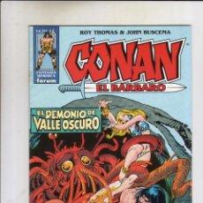 Cómics: FORUM - CONAN NUM.46 FANTASIA HEROICA. MBE. Lote 54313798