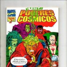 Cómics: PODERES COSMICOS 2 - FORUM - ESTELA PLATEADA / WARLOCK / GUARDIANES DE LA GALAXIA. Lote 54394065