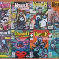Cómics: PUNISHER WAR JOURNAL COMPLETA FORUM. Lote 54396645