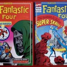 Cómics: CLASSIC FANTASTIC FOUR VOL.1 8 Y 9 -(LOTE DE 2 NÚMS) - FÓRUM 1994 - TAMBIÉN SUELTOS. Lote 54418296