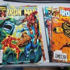 Cómics: EL INVENCIBLE IRON MAN VOL. 4 HEROES RETURN ¡ LOTE 13 NUMEROS ! POSIBILIDAD NUMEROS SUELTOS. Lote 54464322
