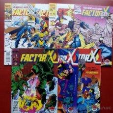 Cómics: FACTOR-X VOL.1 (LOTE DE 7 NÚMS) - FÓRUM 1989-95 - TAMBIÉN SUELTOS. Lote 54477550