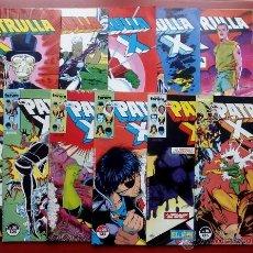 Cómics: LA PATRULLA-X VOL.1 -(LOTE DE 12 NÚMS ENTRE EL 16 Y EL 38) - FÓRUM 1986. Lote 54477988