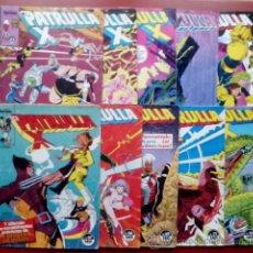 Cómics: LA PATRULLA-X VOL.1 -(LOTE DE 10 NÚMS ENTRE EL 47 Y EL 99) - FÓRUM 87-90 - TAMBIÉN SUELTOS. Lote 54478181