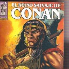 Cómics: EL REINO SALVAJE DE CONAN 1 --- (REF M2 E3). Lote 54495560