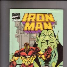 Cómics: FORUM - TOMO IRON MAN CONTRA EL MANDARIN VOLUMEN 1. MBE. Lote 54503943