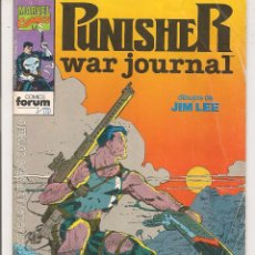 Cómics: PUNISHER. WAR JOURNAL. Nº 4. FORUM 1992.(C/A25). Lote 54506833