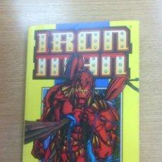 Cómics: IRON MAN HEROES REBORN RETAPADO #1 (NUMEROS 1 A 6). Lote 147061308