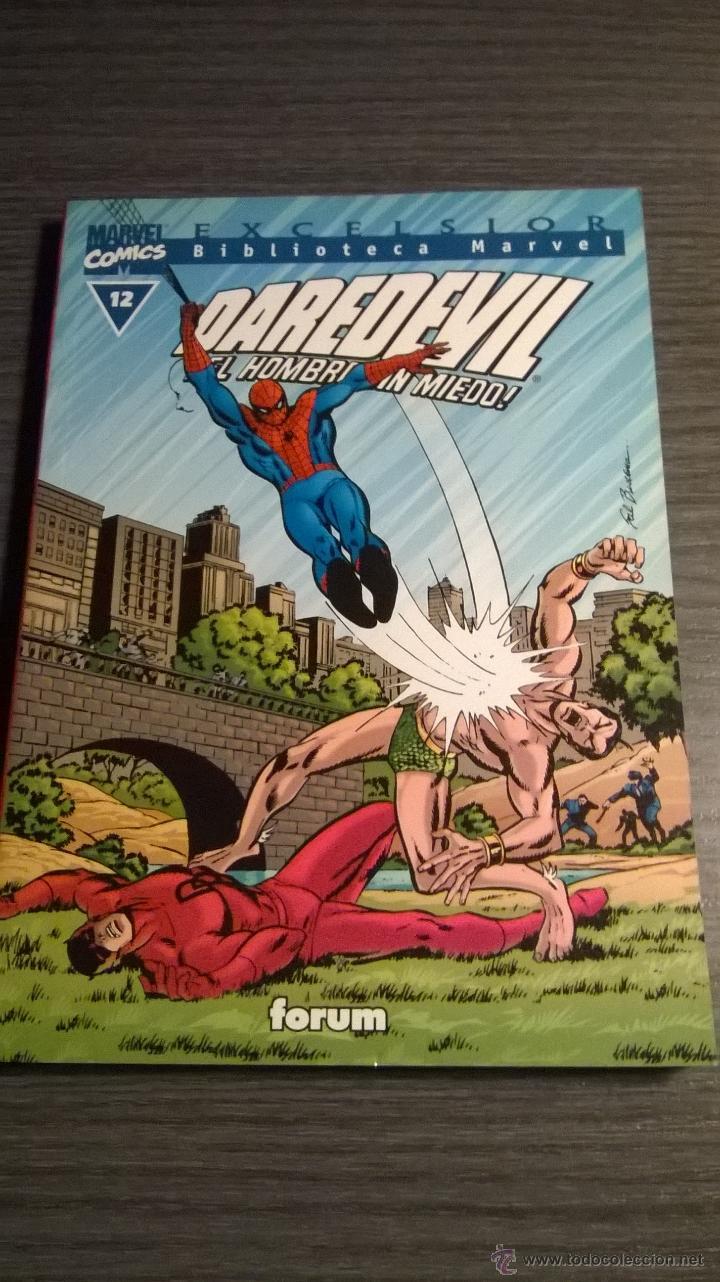 DAREDEVIL Nº 12 - EXCELSIOR BIBLIOTECA MARVEL (Tebeos y Comics - Forum - Daredevil)