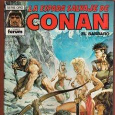 Cómics: COMIC . LA ESPADA SALVAJE DE CONAN .Nº 90 VER FOTO QUE NO TE FALTE EN TU COLECCION. Lote 54530579