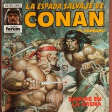Cómics: COMIC . LA ESPADA SALVAJE DE CONAN .Nº 89 VER FOTO QUE NO TE FALTE EN TU COLECCION. Lote 54530605