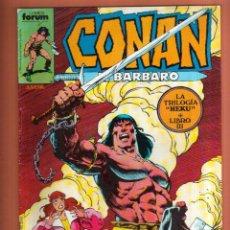 Cómics: COMIC . DE CONAN .EL BARBARO Nº 146 VER FOTO QUE NO TE FALTE EN TU COLECCION. Lote 54530837
