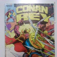 Cómics: CONAN REY Nº 34 DE COMICS FORUM. Lote 54531858