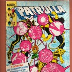 Cómics: COMIC . LA PATRULLA X Nº 39 VER FOTO QUE NO TE FALTE EN TU COLECCION. Lote 54533061