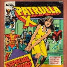 Cómics: COMIC . LA PATRULLA X Nº 11 ESPECIAL NAVIDAD VER FOTO QUE NO TE FALTE EN TU COLECCION. Lote 54533080