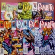 Cómics: GAMBITO VOL.3 -NUMS 1, 2, 3, Y 5 (LOTE DE 4 NÚMS) - FÓRUM 1999-2000 - TAMBIÉN SUELTOS. Lote 54565341