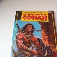 Cómics: MARVEL RETAPADO CONAN FORUM LA ESPADA SALVAJE DE CONAN. Lote 143085422