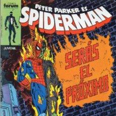 Cómics: COMIC FORUM 1987 SPIDERMAN VOL1 Nº 130 (MUY BUEN ESTADO). Lote 54655315