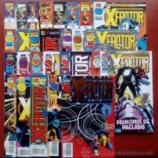 Cómics: X-FACTOR VOL.2 NÚMEROS 1 AL 20, 25 Y 29 A 35 -(LOTE DE 28 NÚMS) -COMO NUEVOS- FÓRUM 1996-99. Lote 54723546