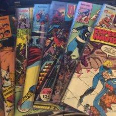 Cómics: LOTE 5 COMICS, LOS 4 FANTÁSTICOS, DAREDEVIL, STAR WARS, NUEVOS MUTANTES, ALPHA FLIGHT. Lote 54732270