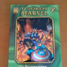 Cómics: TESOROS MARVEL Nº 5 LOS VENGADORES - LOS AÑOS PERDIDOS 1. Lote 54870340