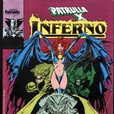 Cómics: LA PATRULLA X SAGA COMIC INFERNO Nº 7. Lote 54942193