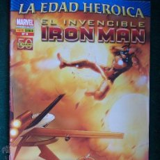 Cómics: IRON MAN . Lote 54942245