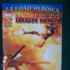 Cómics: IRON MAN . Lote 54942376