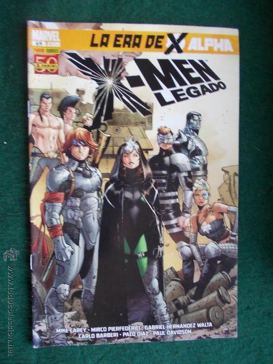 X-MEN LEGADO (Tebeos y Comics - Forum - X-Men)