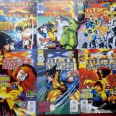 Cómics: LAS NUEVAS AVENTURAS DE LOS X-MEN VOL.2 NUM 1 AL 6 -(LOTE DE 6 NÚMS) - FORUM 1997. Lote 54990453