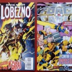 Cómics: ESPECIALES MUTANTE '96 LOBEZNO Y X-FORCE-CABLE -(LOTE DE 2 NÚMS) -FORUM 96 - TAMBIÉN SUELTOS. Lote 54990990