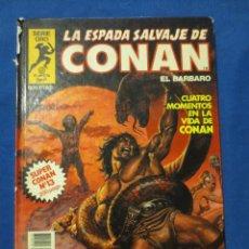 Cómics: SUPER CONAN - VOLUMEN 1 - NÚMERO 13 - LA ESPADA SALVAJE DE CONAN EL BÁRBARO - SERIE ORO PLANETA. Lote 55069895