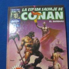 Cómics: SUPER CONAN - VOLUMEN 1 - NÚMERO 7 - 2ª EDICIÓN - LA ESPADA SALVAJE DE CONAN EL BÁRBARO - SERIE ORO. Lote 55070111