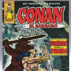 Cómics: CONAN EL BÁRBARO Nº 31. Lote 55113023