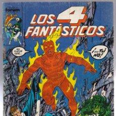 Cómics: LOS 4 FANTÁSTICOS Nº 62. Lote 55116094
