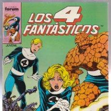 Cómics: LOS 4 FANTÁSTICOS Nº 39. Lote 55116152
